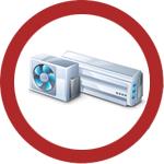 Обработка систем вентиляции и кондиционирования